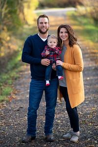 Korbin | Wisconsin Fall Family Session