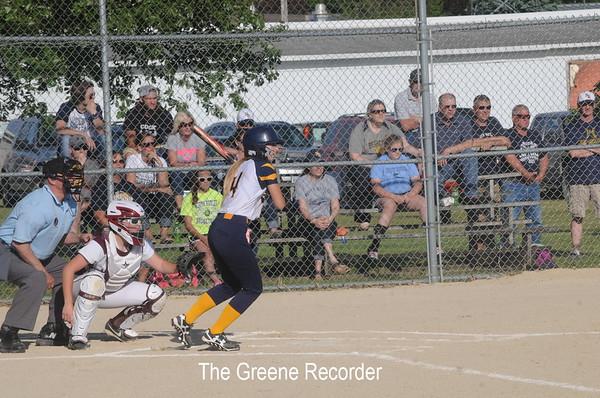 Softball vs Newman