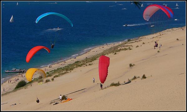 Dune de Pilat (Aquitaine/Gironde) - 2006