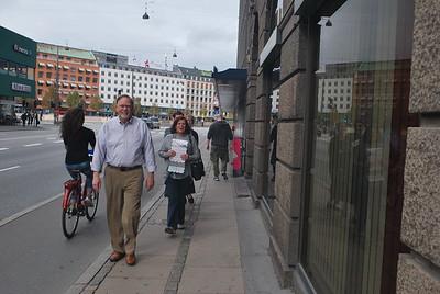 Cycling Scandinavia: Copenhagen to Stockholm Deb K. Sept 2018