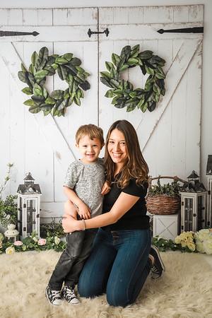 Mommy & Sean