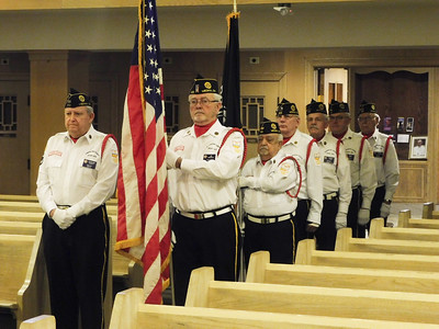 Medina honors four chaplains of World War II