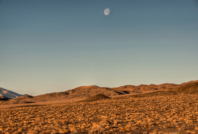 Western Nevada Landscapes