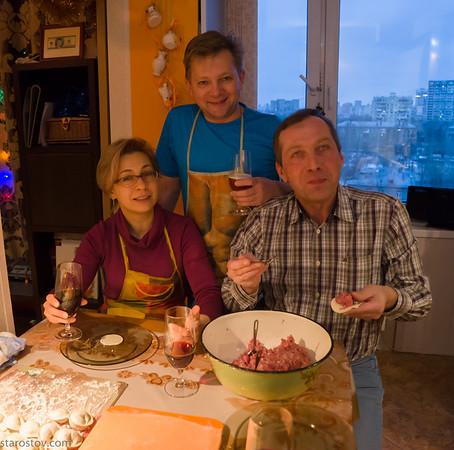 2015-01-17 Князевы и пельмени