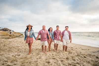 Celeste's Family in San Diego 2021