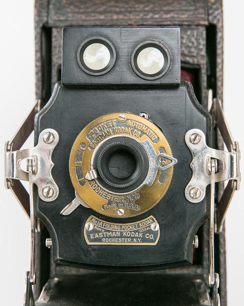 1905 Kodak No.1A Folding Pocket Model B