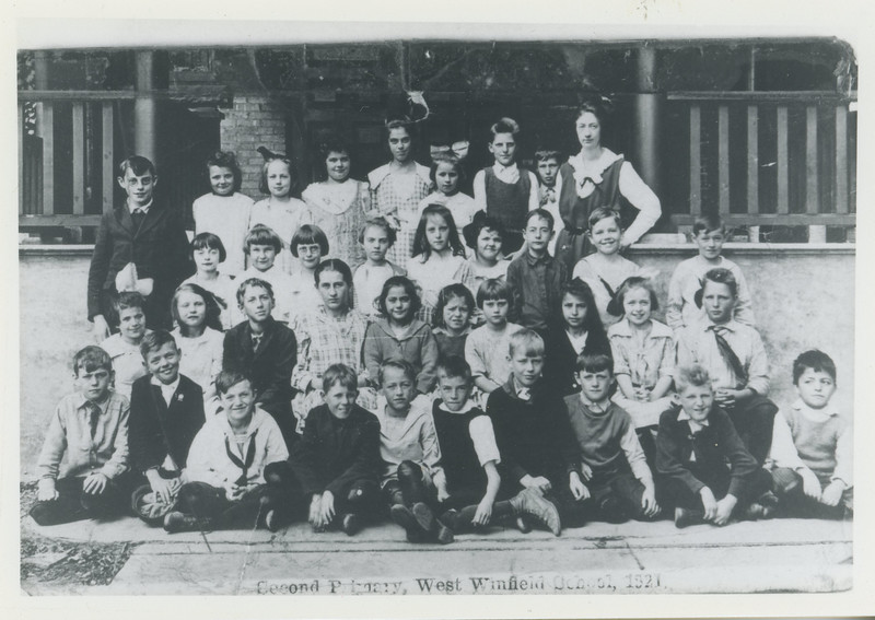 Frank Wilcox School Photos 1