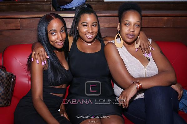 Cabana Lounge ATL Saturdays | 7-2-16