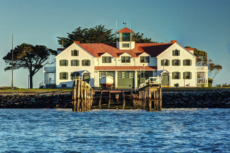 U. S. Coast Guard Station Humboldt Bay