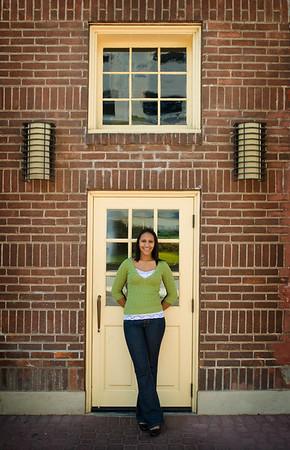 Monique Cole - Senior 2009