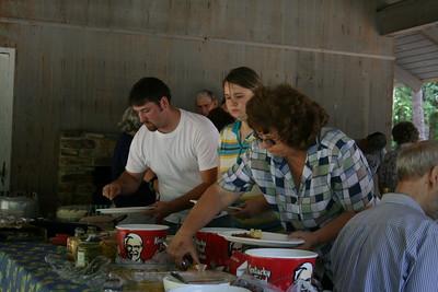 2008 June 1 -- Wood Doggett Family Reunion, Warren, AR