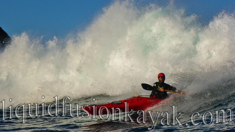 Sea Kayaking 2016