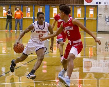 Boys Varsity Basketball v Annandale 1/31/20