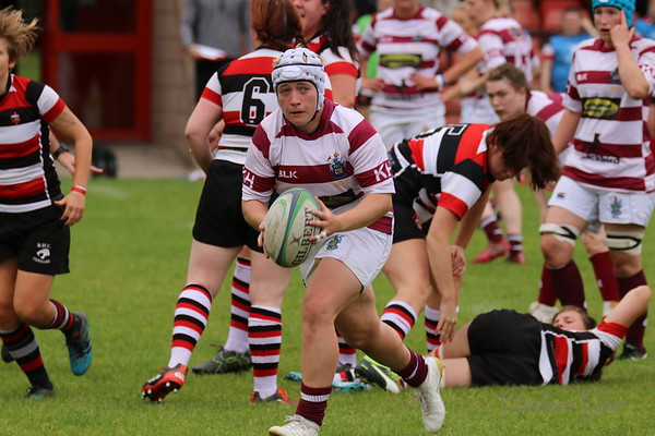 Stirling County Women v Watsonian Ladies