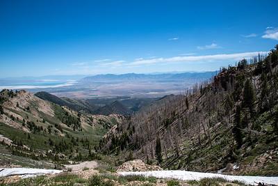 Deseret Peak Trail