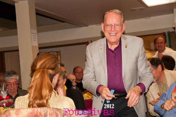San Pablo Rotary - Night in Tuscany 2012