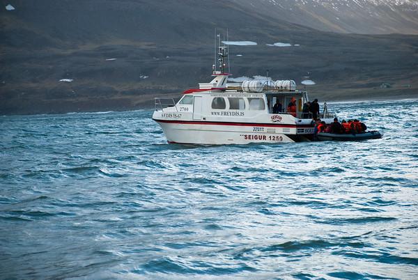 Vinnuferð Aðalvík 2011