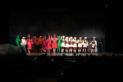 Spring Musical Closing Cast