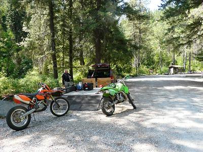 Red Hill - Tronson Ridge - Mission