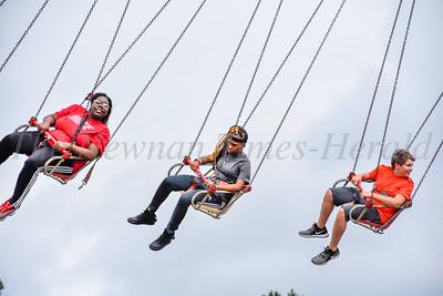 Special Needs Day at Kiwanis Coweta County Fair