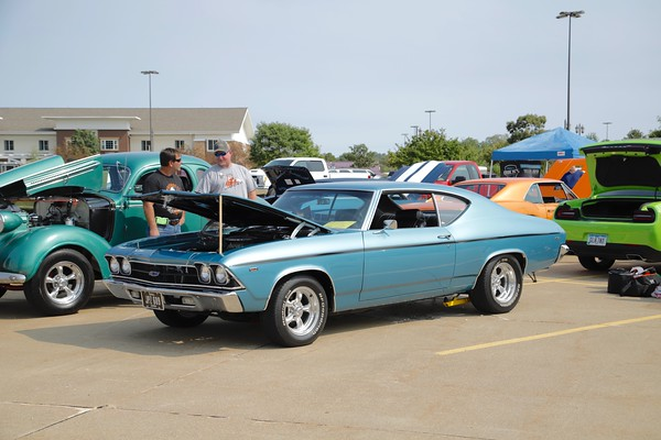 Hot Rods for a Cure