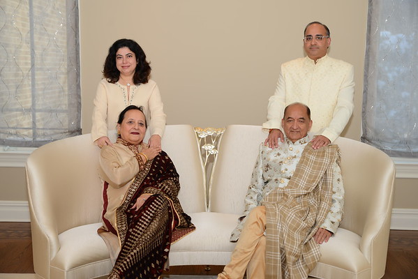 Jotwani Family 2020