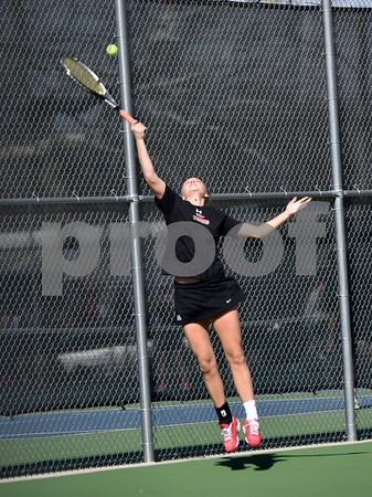 Ankeny @ Fort Dodge Girls Tennis