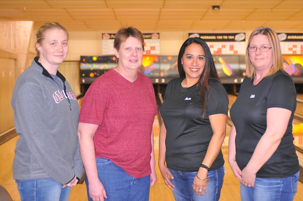 04-04-17 Sports Womens city league bowling Champs