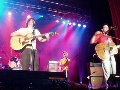 Teddy Geiger @ the Harro East Ballroom (Rochester, NY); 9/09/06