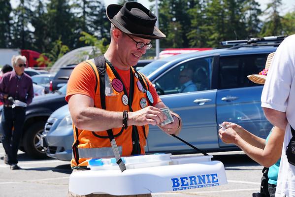2016 Bernie Rally