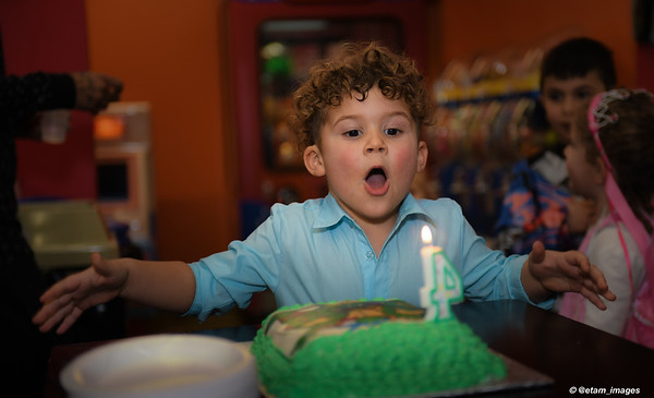 Noah - 4th Birthday November 2018