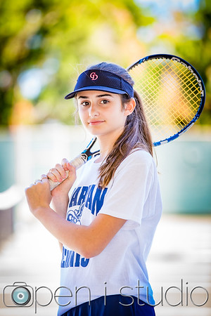 2018 Middle School Tennis