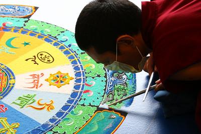 2009-05-15 Sand Mandala