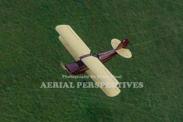 FPA 3 Ship Biplane Shoot N377DM N22JB N4923N