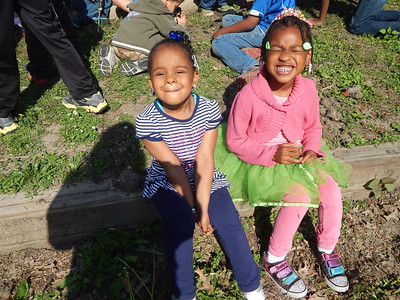 Pre-K - End of May and Early June