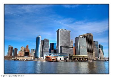 New York...Visual Impact