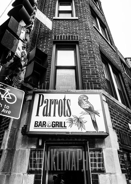 Parrots Bar & Grill
