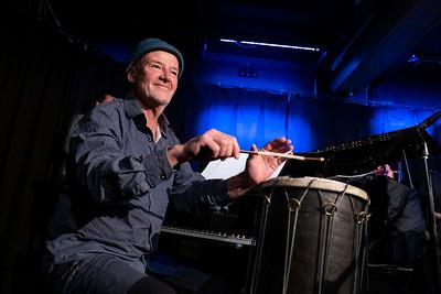 Jon Balke og Vestnorsk Jazzensemble, USF Verftet, 15.11.2019
