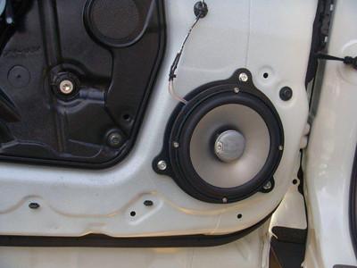 Nissan Speaker Installations