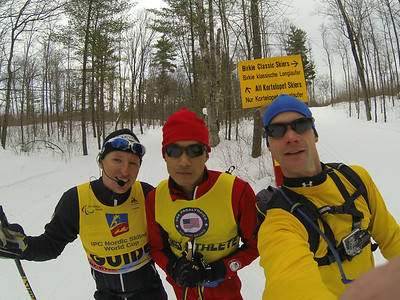 Biathlon/Nordic Skiing