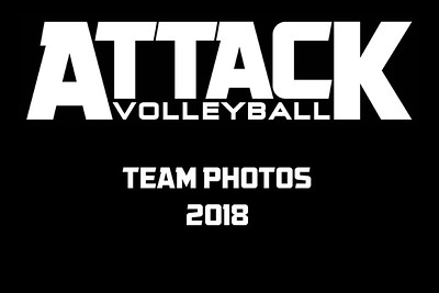 Attack Volleyball - 2018