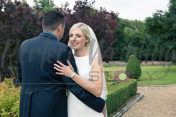 Laura and Aaron - Wotton House 23/7/17
