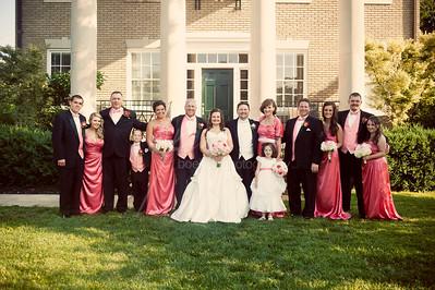 Dustin and Alyssa (wedding)