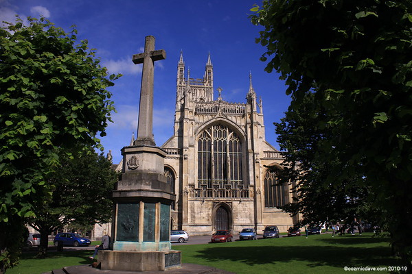 Gloucester Cathedral Slideshow