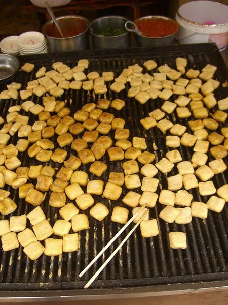 Grilled Tofu - Kunming, China