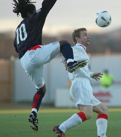 Falkirk v Airdrie United (1.0) 26 12 04