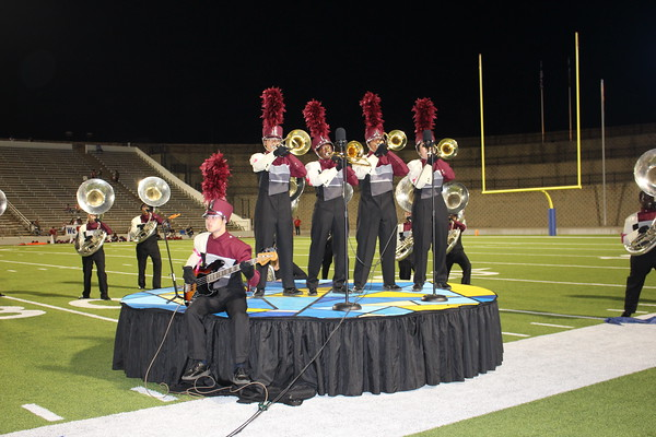 10/4- S. Garland Game