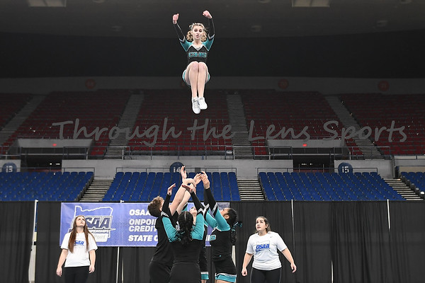 State Cheerleading Afternoon Section 2