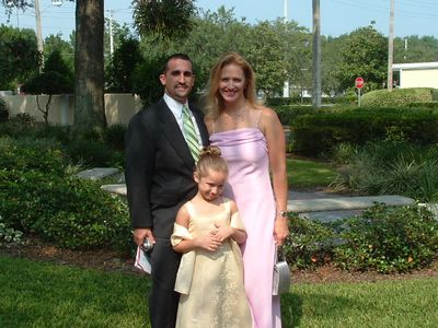 Sean's Wedding, Orlando - 9/05
