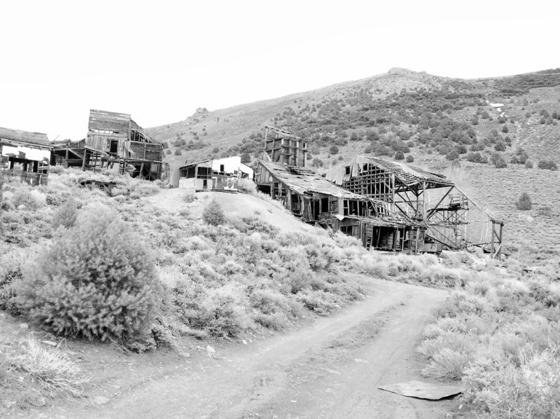 The Ghost Town Tour